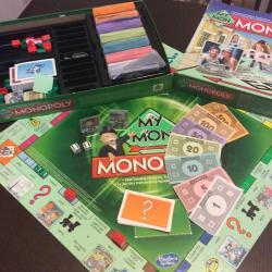 6歳から土地の買収練習?! My Monopoly